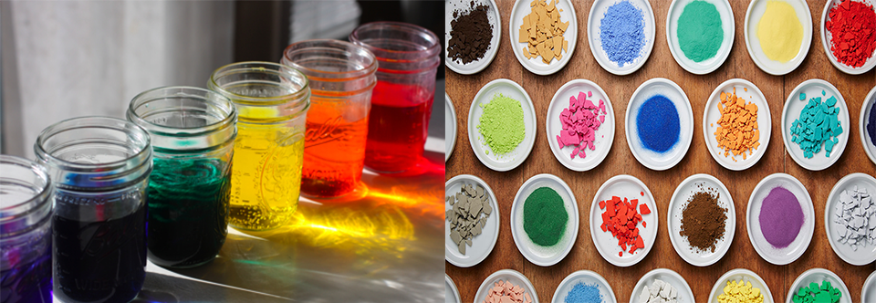 pigment and dyes