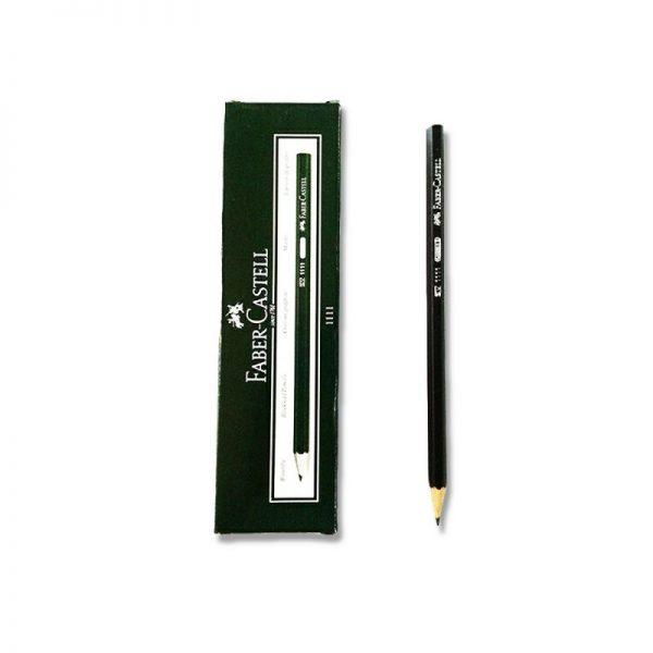 مداد مشکی فابرکستل HB