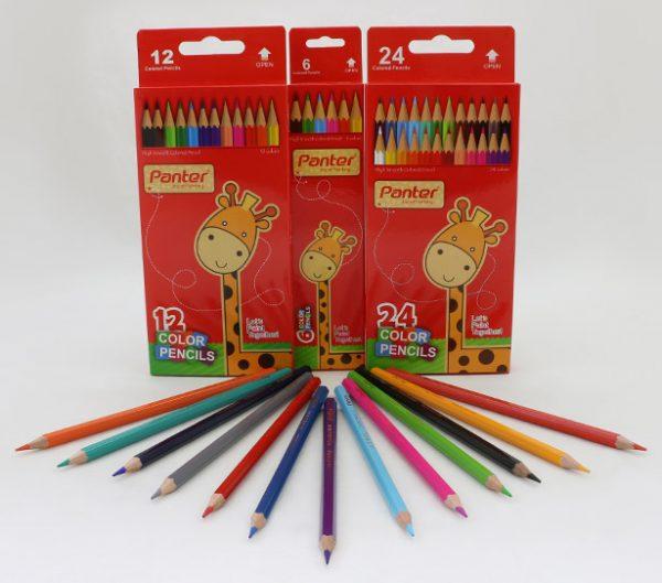 مداد رنگی پنتر