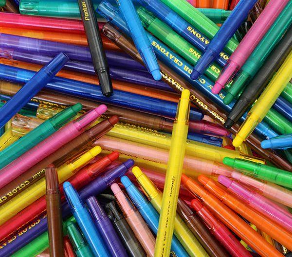 مداد شمعی پنتر