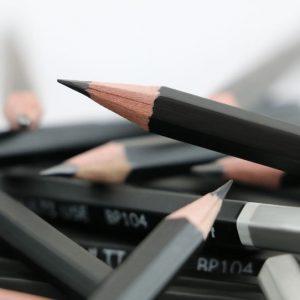 مداد مشکی پنتر مدل Multi Use