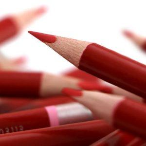 مداد قرمز پنتر مدل Checking بسته 12 تایی