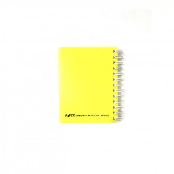 دفتر یادداشت ساده ۱۰۰ برگ پاپکو