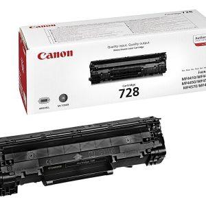 کارتریج تونر Canon مدل 728 طرح درجه یک