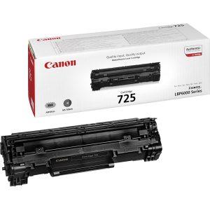 کارتریج تونر Canon مدل 725 طرح درجه یک
