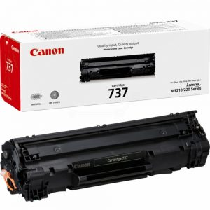 کارتریج تونر Canon مدل 737 طرح درجه یک