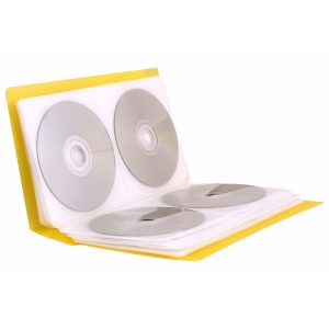 آلبوم 72 عددی CD و DVD پاپکو