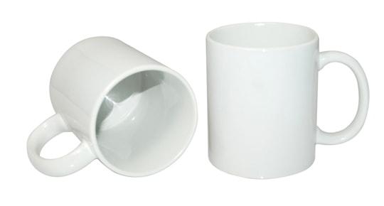 لیوان سفید خام سابلیمیشن لیوان سفید یکی از اولین محصولاتی می باشد که در چاپ سابلیمیشن به کار برده شده است.