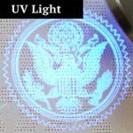 جوهر UV امنیتی تروی