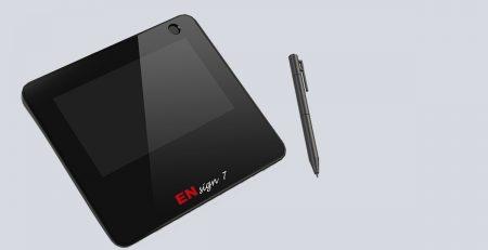 دستگاه امضای دیجیتال ENSIGN7