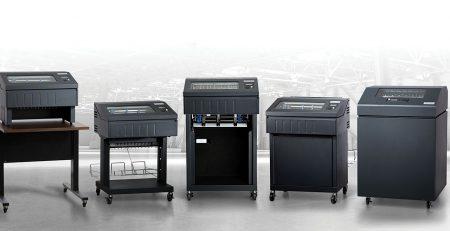 چاپگر ماتریس خطی 6800 تالی