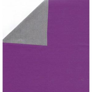 کاغذ کرافت رنگی بنفش 40 گرمی سایز 88 در 100 سانتی