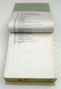 کاغذ بهم پیوسته کامپیوتری