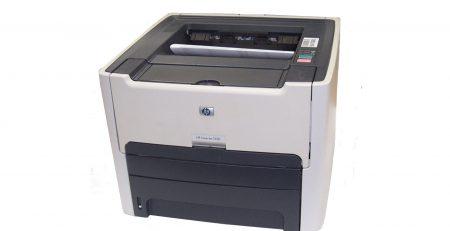 درایور پرینتر لیزری HP مدل 1320