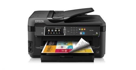 درایور دستگاه Epson WF7610