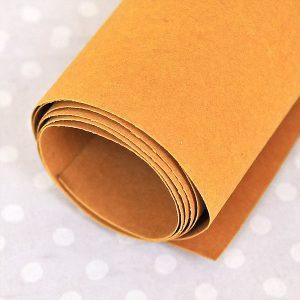 کاغذ کرافت رنگی نارنجی 40 گرمی سایز 88 در 100 سانتی