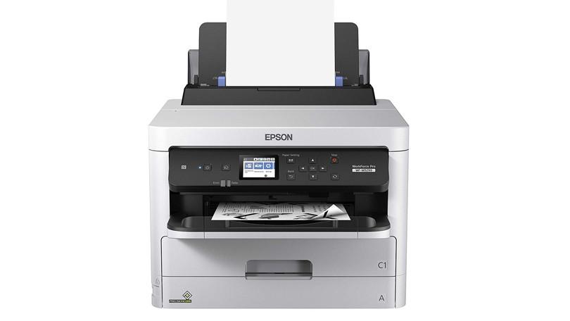 پرینتر جوهرافشان مونوکرم Epson مدل Pro WF-M5299