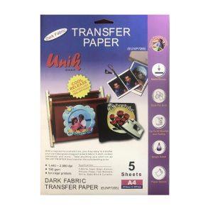 کاغذ ترنسفر (انتقال) حرارتی
